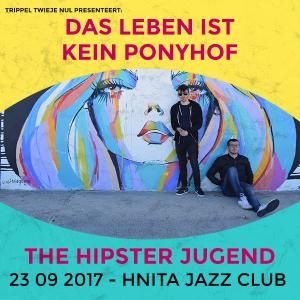 Hipster Jugend & Gestapo Knallmuzik @ Hnita Jazz Club