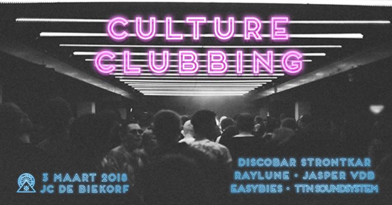 Culture Clubbing @ Biekorf