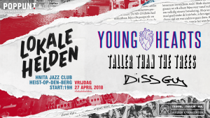 Lokale Helden 2018 @ Hnita Jazz Club