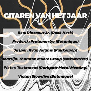Gitaren Van Het Jaar