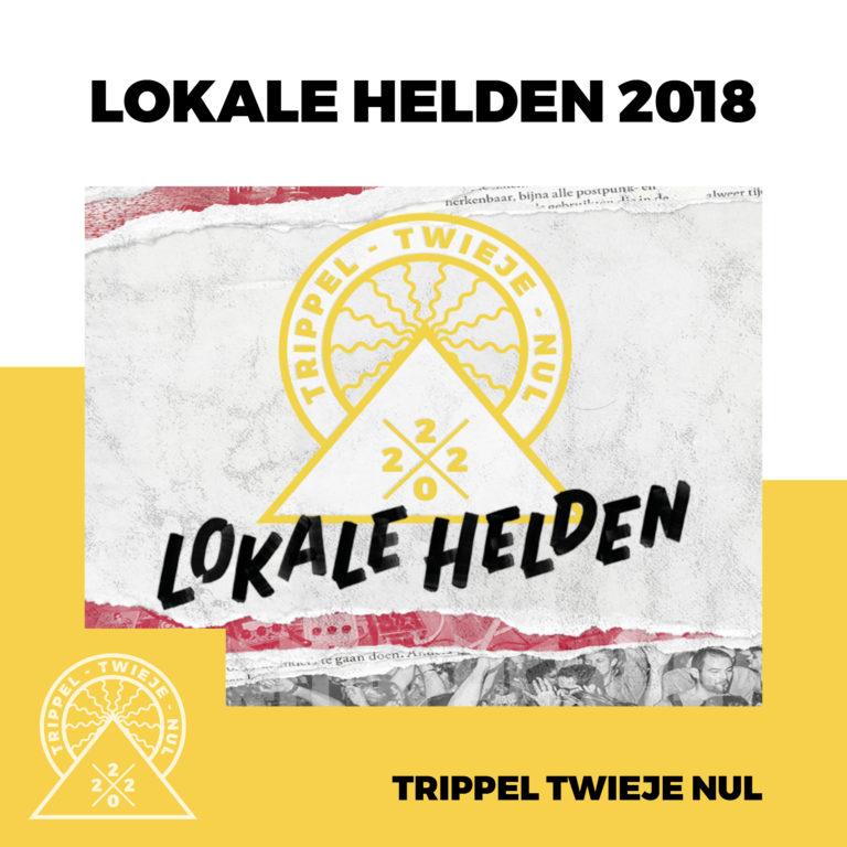 Lokale Helden playlist nu beschikbaar!