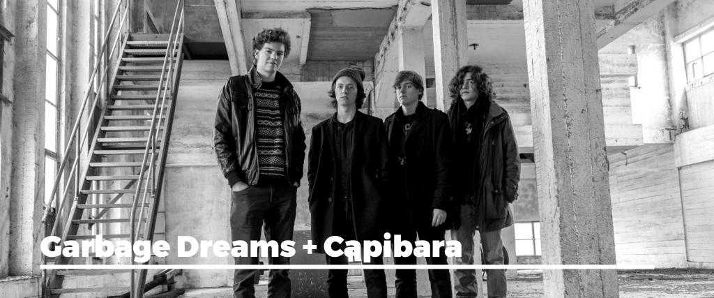 Garbage Dreams + Capibara
