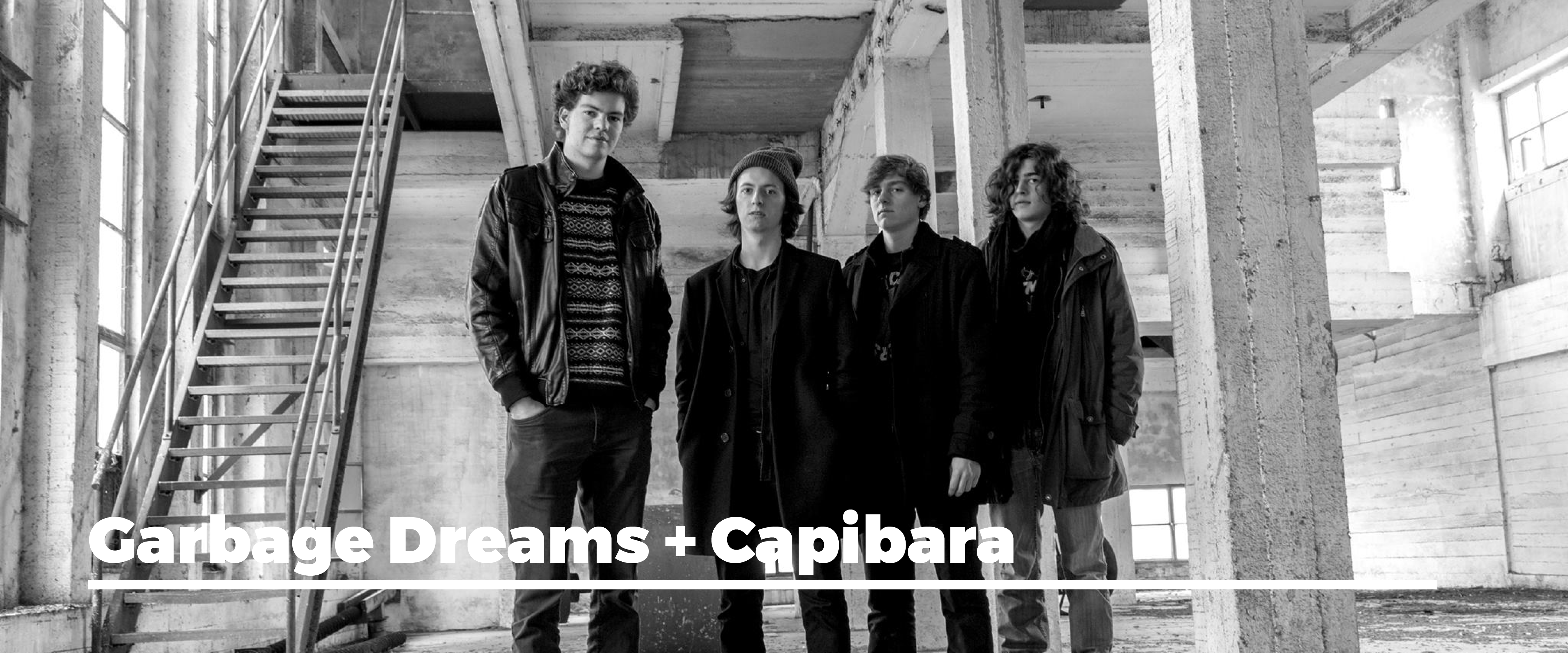 Garbage Dreams + Capibara