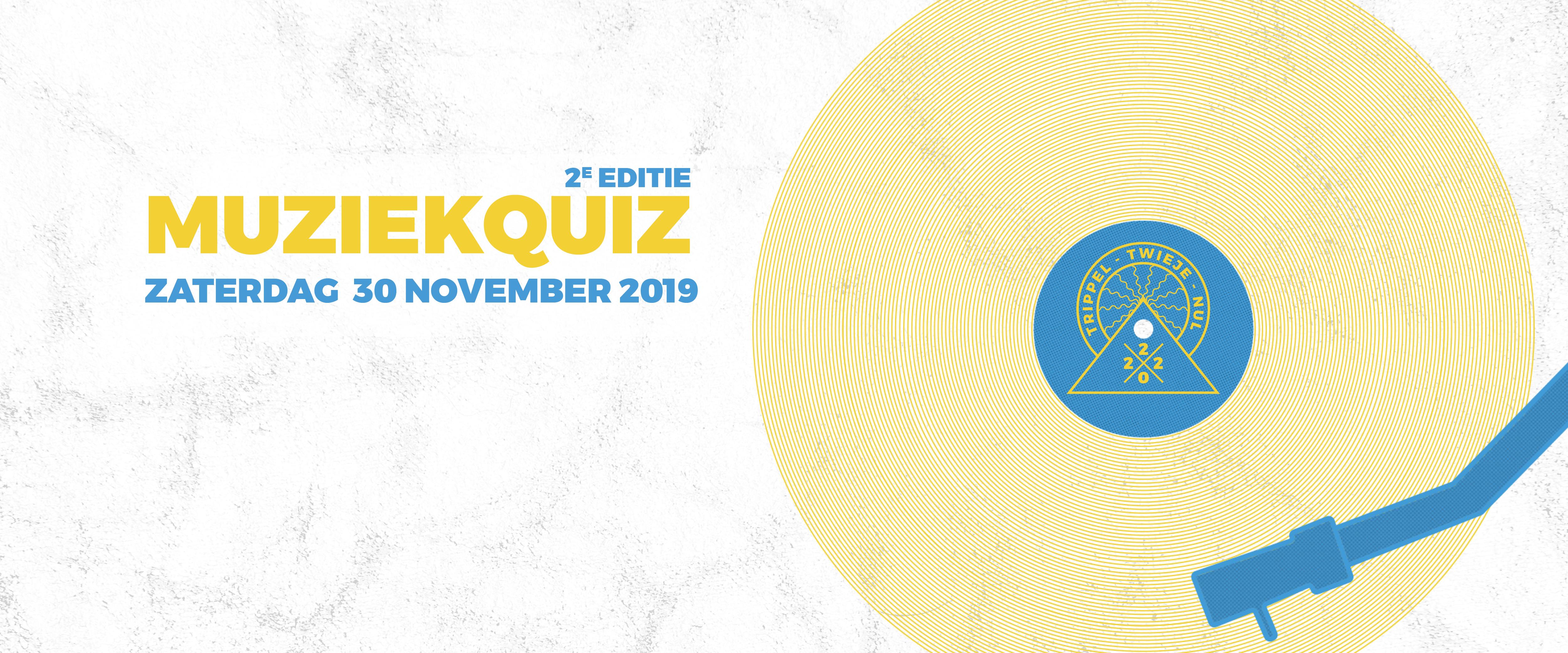 30 November 2019 Muziekquiz